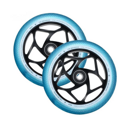 ENVY 120MM/30MM TRI BEARING WHEEL- TEAL |PAIR
