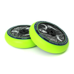 North Scooters Midnight Collab Wheels – 110 x 24mm - Pair