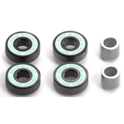 NORTH SCOOTERS POLAR BEARINGS- ABEC 11 - Ice Blue