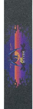 Hella Grip-Slumped in Paradise (Formula-W)[6″ x 24″]