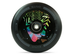 LUCKY LUNAR™ 110MM PRO SCOOTER WHEEL Pair SpaceBlack/Black