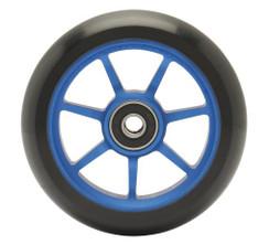 ETHIC INCUBE V2 WHEEL - 100MM Pair No Bearings Black/Blue