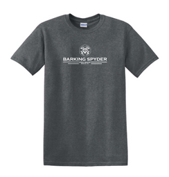 Barking Spyder Pro Shop tee Dark Gray