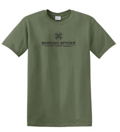 Barking Spyder Pro Shop tee Army Green