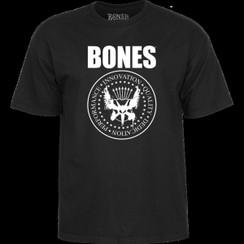 Bones Joey Ramones tee Black