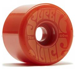 OJ Super Juice Orange 78a 60mm
