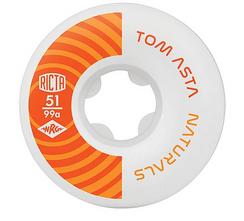 Ricta Tom Asta Pro Naturals 99a 51mm