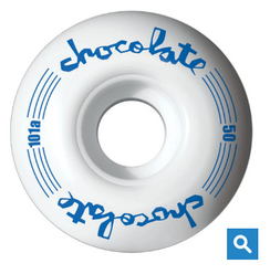 Chocolate Chunk Classic White 101a 50mm