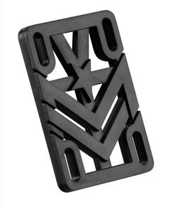 "Mini Logo Risers .25"""