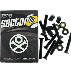 "Sector 9 1.25"" Black"