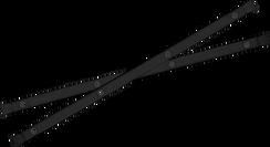 Yocaher Rails black