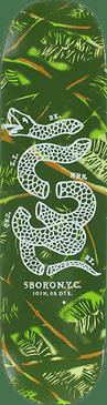 """5Boro DIY Camo Pine Green 7.75"""""""