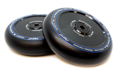 North Scooters Vacant XL Wheels- 115 X 30mm Black/Black
