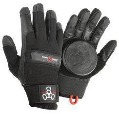 Triple 8 Slide Gloves Downhill Black S/M