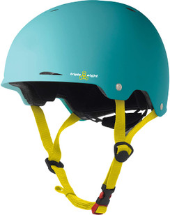 Triple 8 Gotham Helmet Aqua S/M