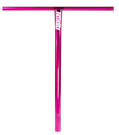 Affinity Classic XL T bar Trans Raspberry Oversized