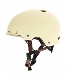 Triple 8 Gotham Helmet Cream XS/S