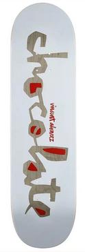 "Chocolate Alvarez Original Chunk Deck 8.5"""