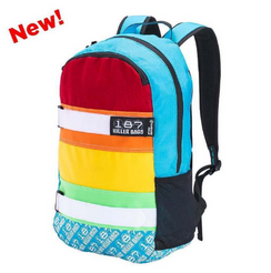 187 Killer Pads Standard Issue Backpack Rainbow