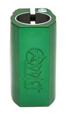 Addict Bearclaw SCS Bottle Green