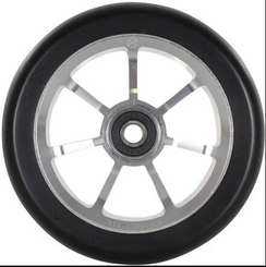 Native Stem Wheels Raw 115mm