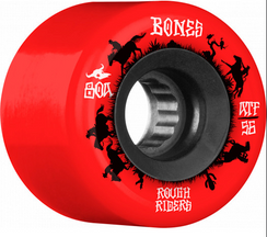 Bones ATF Rough Rider Wranglers Red 59mm 80a