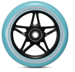 Envy S3 Wheels Black/Teal