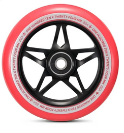 Envy S3 Wheels Black/Red