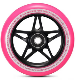 Envy S3 Wheels Black/Pink