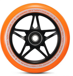 Envy S3 Wheels Black/Orange