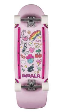 """Impala Latis Cruiser Pink 10x31.5"""""""