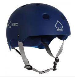 Pro-Tec Classic Helmet Matte Blue Medium