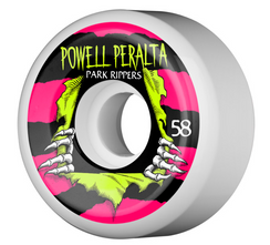 Powell Peralta Park Rippers Pink 58mm 104a