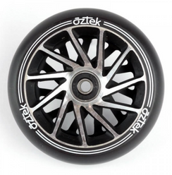 Aztek Ermine Wheels Black 110mm