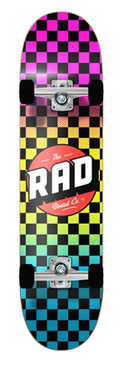 Rad Checker 2 Complete Neon Fade 7.75""