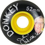 Donkey Slim Yellow 52mm 99a