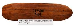 """MPI NOS Deck Mahogany 6 x 23.125"""""""