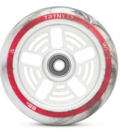 Trynyty Wi-Fi Wheels Silver 110mm