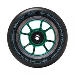 North Scooters Signal Wheels 115 x 30mm Black/Emerald