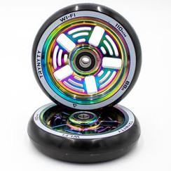 Trynyty Wi-Fi Wheels Oil Slick 110mm