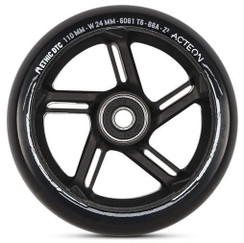 Ethic DTC Aceteon Wheel Black 110mm