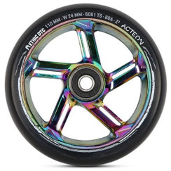 Ethic DTC Aceteon Wheel Neochrome 110mm