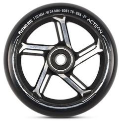Ethic DTC Aceteon Wheel Black/Raw 110mm