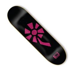 """Black Label Blower Power deck Pink 8.25"""""""