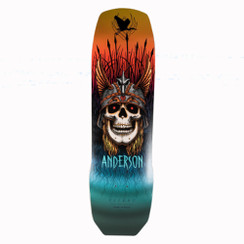 "Powell Peralta Andy Anderson Heron Flight Deck 8.45"""