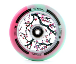 Lucky Darcy Cherry Evens Lunar Wheels 110mm