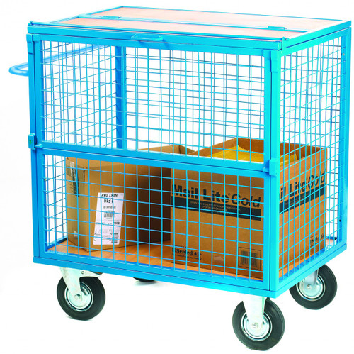 Mesh security trolley GSGIS71M