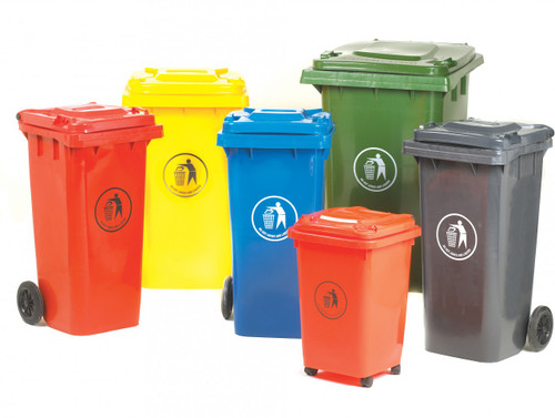 Waste Wheelie Bins