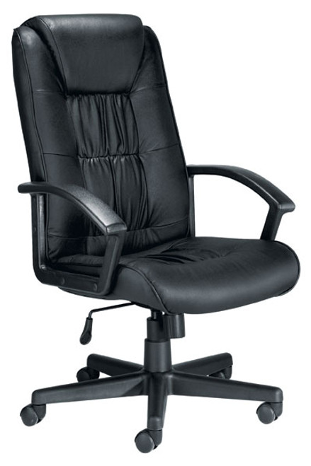 Boston Executive Office Leather Chairs