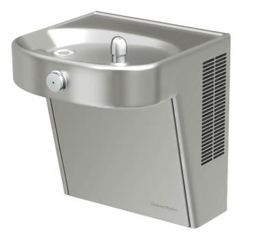 Halsey Taylor HVR8HD 14 Guage Vandal-Resistant Electric Water Cooler